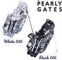 【NEW COLOR VERSION】【SMILY-GRAPHIC】PEARLYGATES パーリーゲイツグラフィックスマイリー スタンドバッグ053-19801…