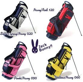 【NEW】【定番系スタンドバッグ】Jack Bunny!! by PEARLY GATES ジャックバニー定番スタンドバッグ 262-0980710/20c