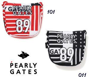 【NEW】PEARLYGATES 星条旗 SERIESパーリーゲイツ・星条旗 総柄ヘッドカバーマレット、ツーボールタイプ用に適合 053-0284011【20-C】【USAGARA】