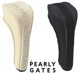 【NEW】PEARLY GATES パーリーゲイツエッセンシャルシリーズ ヘッドカバーフェアウェイウッド用 053-1184301【21-A】【ESSENTIAL】