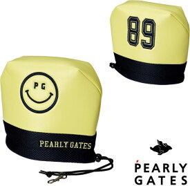 【PREMIUM SALE】PEARLY GATES SMILY SELEASパーリーゲイツスマイリーアイアンカバー053-0984093