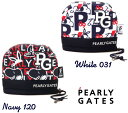 【NEW】【SNOOPY×PEARLYGATES】スヌーピー by パーリーゲイツスヌーピーコラボ 総柄アイアンカバー053-0284032/20D【…