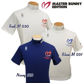 【WEB!NEW】【10th Anniversary】MASTER BUNNY EDITION【10周年記念WEB限定モデル】マスターバニー10周年 限定Fit to Win! メンズ半袖モックシャツ=JAPAN MADE= 641-0967001/20A【STRONG-AGAIN】