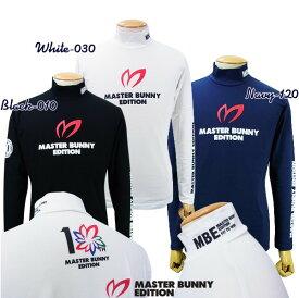 【WEB!NEW】【10th Anniversary】MASTER BUNNY EDITION【10周年記念 WEB限定モデル】マスターバニー10周年 限定メンズモックシャツ =JAPAN MADE=758-0266871/20C【STRONG-AGAIN】