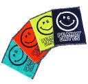 【NEW】PEARLY GATES パーリーゲイツPGロゴ&スマイリー フック付タオル=JAPAN MADE= 8984301/18A