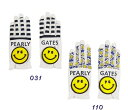 【NEW】PEARLY GATES パーリーゲイツPG SMILE & BIG SMILE ボーダーorフラワーメッシュグローブ 両手用053-0185405/20…