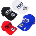 【NEW】PEARLY GATES パーリーゲイツPG89×NEW ERA®9FORTYコラボキャップ 8287910/18D
