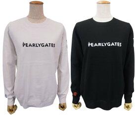 【PREMIUM SALE】PEARLY GATES パーリーゲイツI'm PEARLY GATES レディースプルオーバークルーネックセーター 9270906/19C