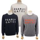 【NEW】PEARLY GATES パーリーゲイツ【30周年記念限定モデル】30th Anniv.I'm PEARLY GATES ピュアカシミヤメンズセー…