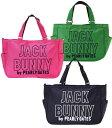 【NEW】Jack Bunny!! by PEARLY GATES ジャックバニー ポップカラー定番系BIGトートバッグ ショルダー付 262-6981831/...