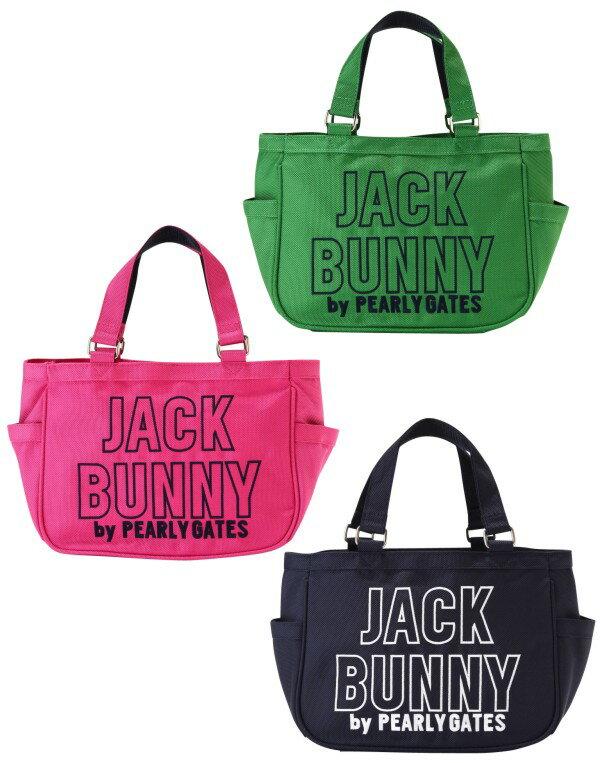 【NEW】Jack Bunny!! by PEARLY GATES ジャックバニー ポップカラー定番系トート型カートバッグ 262-6981833/16D