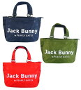【NEW】Jack Bunny!! by PEARLY GATESジャックバニー ラビットエンボストート型カートバッグ 262-7981713/17C