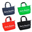 【NEW】Jack Bunny!! by PEARLY GATESジャックバニーラビットプリントトート型カートバッグ 262-8981713/18C