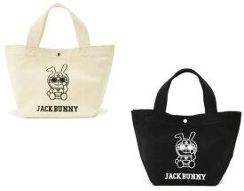 【NEW! PLAY with ドラえもん】Jack Bunny!! by PEARLY GATES ジャックバニーサングラスドラえもんプリント帆布調 トート型カートバッグ262-9281057/19D