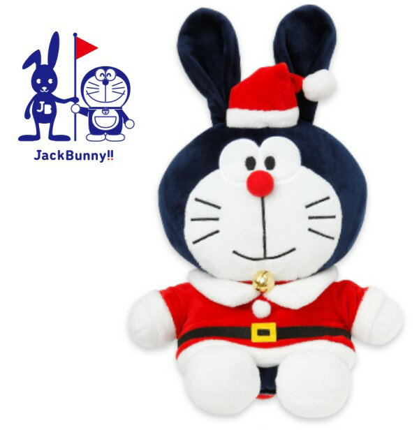 【NEW! PLAY with ドラえもん】Jack Bunny!! by PEARLY GATESジャックバニー X'mas ver.ドラえもんヘッドカバードライバー用 460cc対応モデル 262-8184001/17D