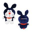 【NEW! PLAY with ドラえもん】Jack Bunny!! by PEARLY GATESジャックバニー ドラえもん ぬいぐるみヘッドカバードライバー...