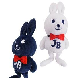 【NEW】Jack Bunny!! by PEARLY GATESジャックバニー チョータイラビットヘッドカバーフェアウェイウッド用 262-8984721/18C