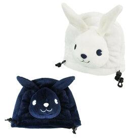 【NEW】Jack Bunny!! by PEARLY GATESジャックバニー ラビットフェイスもこもこボア アイアンカバー262-9984160/19D