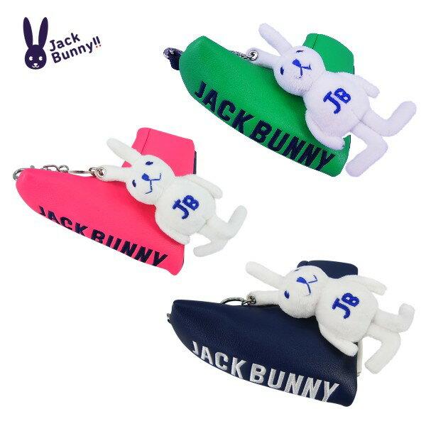 【NEW】Jack Bunny!! by PEARLY GATES ジャックバニーラビットチャーム付き ピンタイプ(ブレード)パターカバー 262-8984203