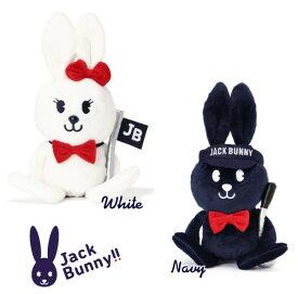 【NEW】Jack Bunny!! by PEARLY GATESジャックバニー バイザーorフラッグチョータイラビット ぬいぐるみヘッドカバーフェアウェイウッド用 262-1984311/21A