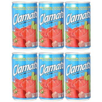 Clamatoクラマトトマトカクテル(ジュース)