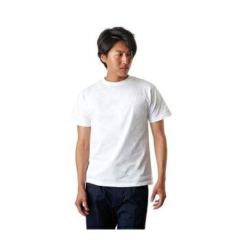REDKAPレッドキャップクルーネック半袖Tシャツ2枚入り【ホワイト/S,M,Lサイズ】