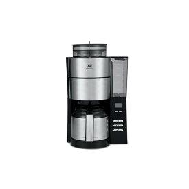 Mellita[メリタ] ミル付き全自動コーヒーメーカー アロマフレッシュサーモ  AFT1021-1B
