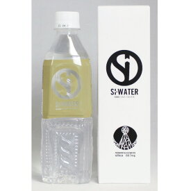 Si-ウォーター (エスアイウォーター)500ml×24本