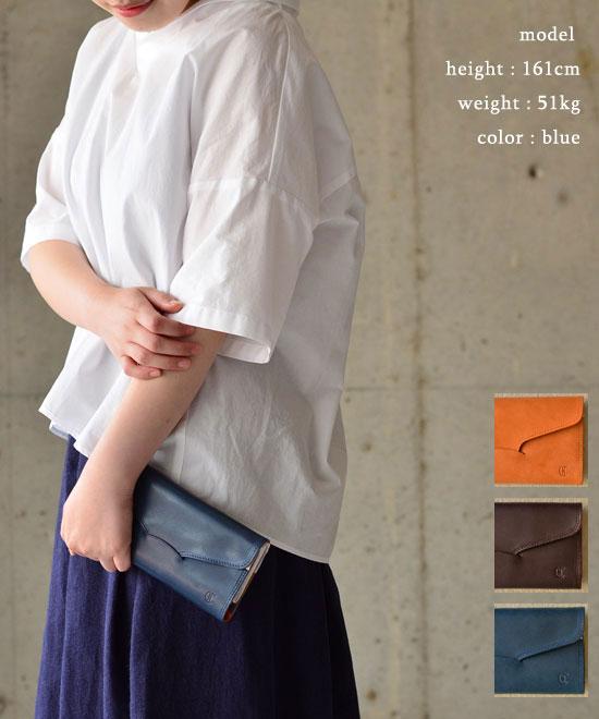 CLEDRAN クレドランLEA long wallet(全3色)【クーポン対象外】【送料無料】【あす楽対応】CL-2492