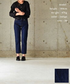 ORDINARY FITS オーディナリーフィッツ5POCKET ANKLE DENIM/one wash【送料無料】【あす楽対応】【basic】OM-P020OW