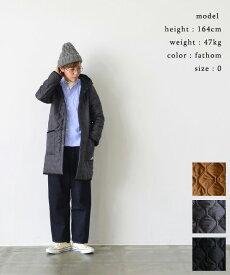 ARMEN アーメンHEAT QUILT REVERSIBLE HOODED COAT(全3色)【送料無料】【あす楽対応】NAM1753