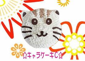 キャラクターケーキC誕生日に・・・5号サイズ【北海道スイーツ】