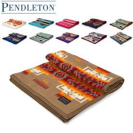 ペンドルトン PENDLETON ブランケット チーフジョセフ ムチャチョ ベビーブランケット ウール&コットン ZD632 タオルケット ひざ掛け 出産祝い あす楽