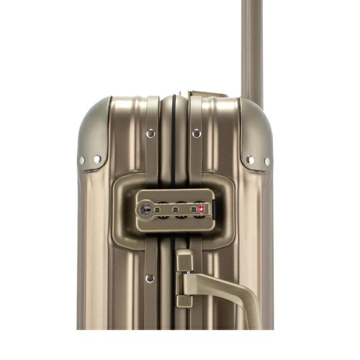 RIMOWAリモワトパーズ932.5293252【4輪】スーツケースマルチTOPASシルバーCabinMultiWheelIATA32L(920.52.00.4)【高額商品】