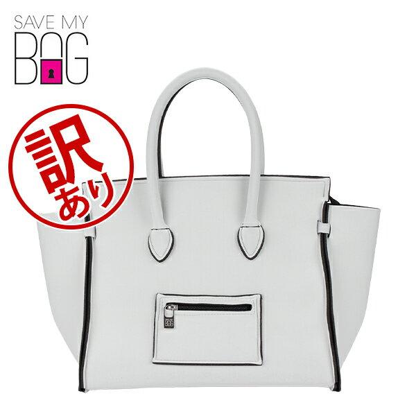【訳あり】 セーブマイバッグ Save My Bag ポルトフィーノ Mサイズ ハンドバッグ トートバッグ 2129N Standard Lycra Portofino (Medium) レディース 軽量 ママバッグ