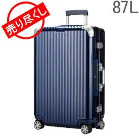 赤字売切り価格 リモワ RIMOWALimbo リンボ 882.73.21.5 マルチホイール 73 4輪 スーツケース ナイトブルー Multiwheel73 87L 電子タグ 【E-Tag】[4,999円以上送料無料]