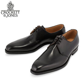 クロケット&ジョーンズ Crockett & Jones メンズ ドレスシューズ ハイバリー ブラック Mens Highbury Calf Black ビジネスシューズ 革靴 あす楽