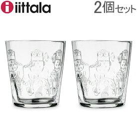 最大1400円クーポン iittala イッタラ TAIKA タイカ Tumbler (2pcs) タンブラー(2枚) clear クリア 1009137 北欧