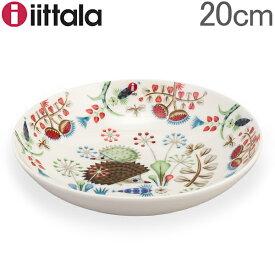 イッタラ iittala 深皿 20cm タイカ ディーププレート 1026722 シーメス Taika Plate Deep Siimes 皿 北欧 インテリア デザイン 食器 あす楽
