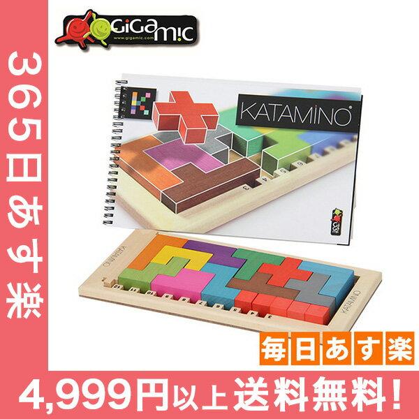 Gigamic ギガミック Katamino カタミノ 木製パズル 脳トレ 知育玩 200102/152501 ボードゲーム [4999円以上送料無料]