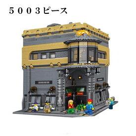 レゴ 互換 ブロック クリエイター 恐竜博物館 Lepin社製 国内在庫 外箱あり