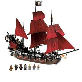 レゴ 互換 ブロック 外箱あり パイレーツ オブ カリビアン アン王女の復讐号 SX社製 国内在庫 4195
