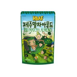 抹茶アーモンド 190g【正規輸入品】【送料無料】ギリム アクレア HBAF  韓国で人気のお菓子・ハニーバターアーモンドシリーズ 韓国 アーモンド ハニーバター