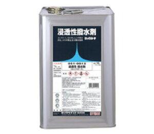 ロックペイント 浸透性撥水剤16L
