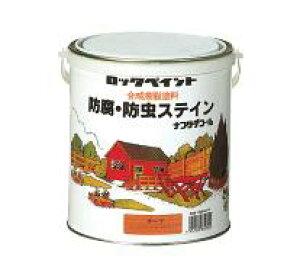 ロックペイントナフタデコール(防腐・防虫ステイン)パイン0.7L