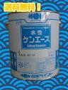 【送料無料】水性ケンエース 白 4kg 高機能水性塗料 日本ペイント