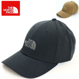 【THE NORTH FACE ザノースフェイス】ロゴ キャップ RCYD 66 CLASSIC HAT NF0A4VSV173/NF0A4VSVJK3 帽子 送料無料