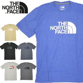 【期間限定SALE!】【 THE NORTH FACE ザノースフェイス 】ロゴ プリント S/S Tシャツ メンズ ENORTH-SSTEE 【メール便 送料無料】