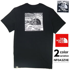 【THE NORTH FACE ザノースフェイス】 RED BOX CELEBRATION TEE ロゴ 半袖 Tシャツ NF0A2ZXE REDBOX CEL TEE カットソー 【 メール便 送料無料 】