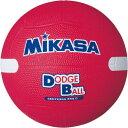 品番:D1W-R 【ミカサ】教育用白線入りドッジボール1号